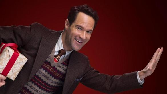"Chris Diamantopoulos as ""Ralphie's Dad, The Old Man"" in FOX's live musical event, A CHRISTMAS STORY LIVE!, airing Sunday, Dec. 17 (7:00-10:00 PM ET live/PT tape-delayed) on FOX. CR: TOMMY GARCIA / FOX 19HolidayTVPicks"