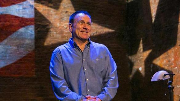 "Colin Quinn is bringing his ""One in Every Crowd"" show to the Wilbur."