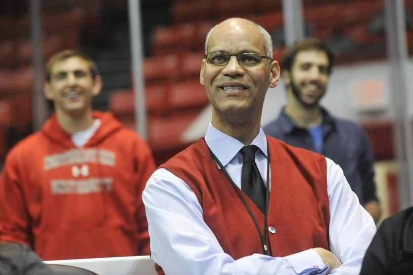 Peter Roby is retiring after 15 years as athletic director at Northeastern.