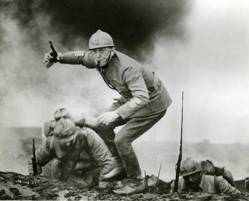 "Mr. Douglas starred in the1957 film ""Paths Of Glory."""