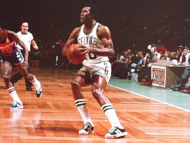 Jo Jo White averaged 17.2 points and 4.9 assists per game for his career.