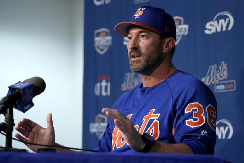 The Mets' Mickey Callaway is one of three former pitchers currently managing in the big leagues.
