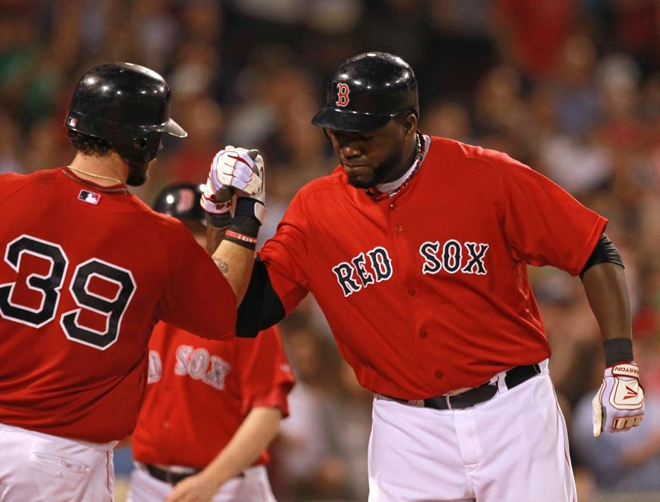 David Ortiz and the Red Sox have a gap of almost $4 million in their arbitration offers.