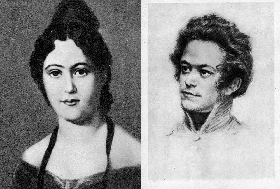 "Marx was born in Prussia, where he met Jenny von Westphalen, the daughter of a mior Prussian noble. At the heart of ""Love and Capital"" is the Marxes' family life, which was difficult from the beginning."