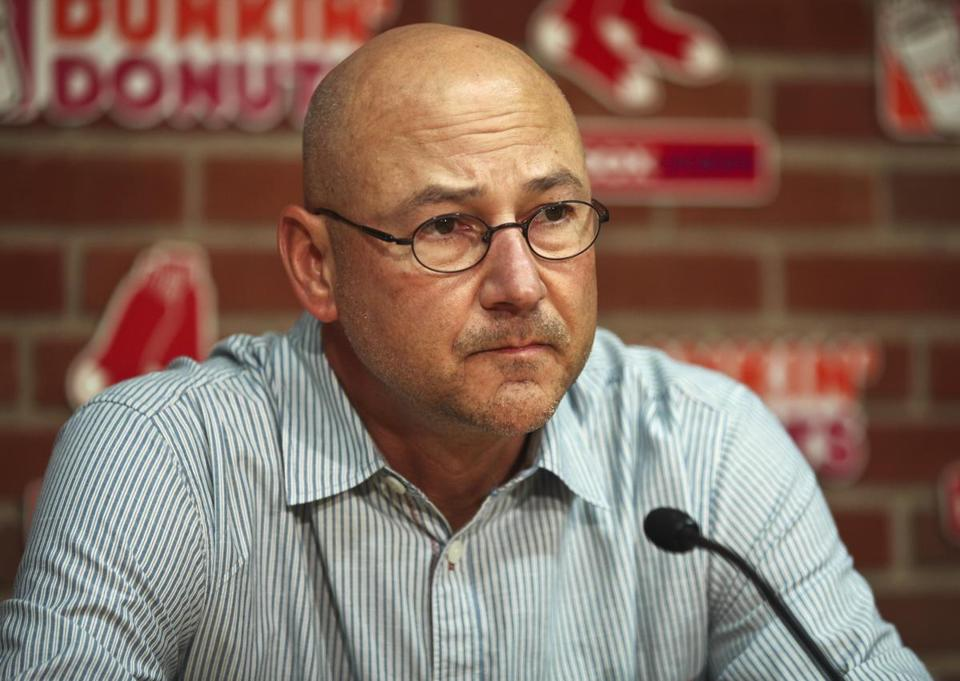Terry Francona's tenure as Red Sox manager ended Friday.