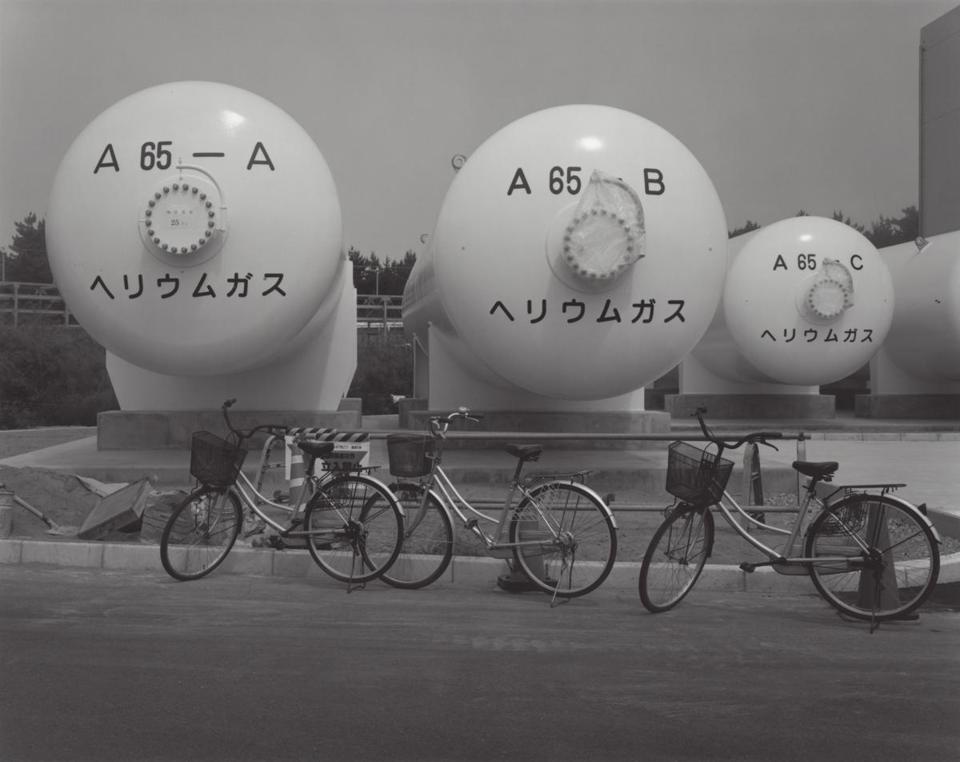Liquid helium tanks, Japan's Proton Accelerator Research Complex, 2008