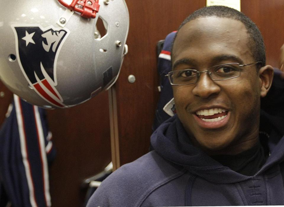 Matthew Slater's father, Jackie, established himself as a Hall of Fame offensive lineman with the Los Angeles/St. Louis Rams.