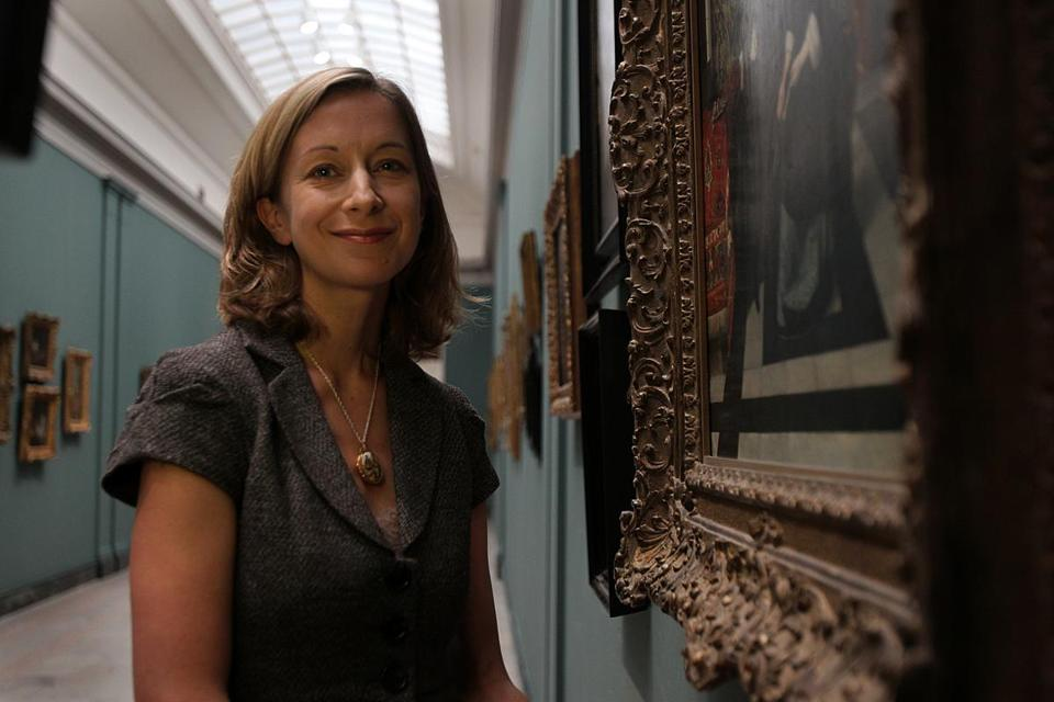 Victoria Reed is curator of provenance at the Museum of Fine Arts.