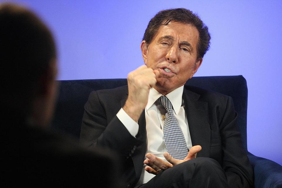 """What is appropriate for Las Vegas is certainly inappropriate for Foxborough,"" wrote Steve Wynn, in a letter to residents."