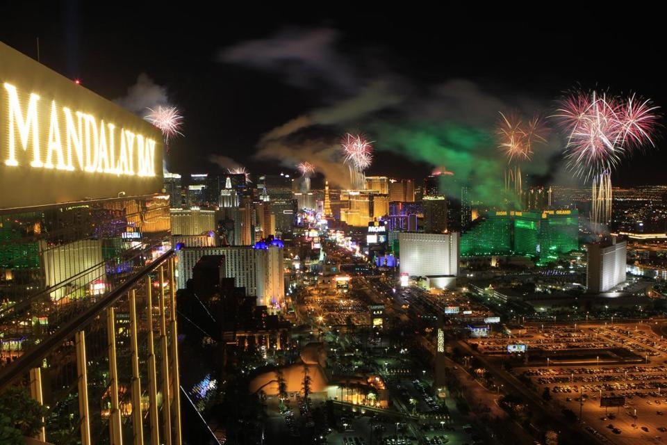 New Year\'s celebrations around the world (Photo 2 of 27) - Pictures ...