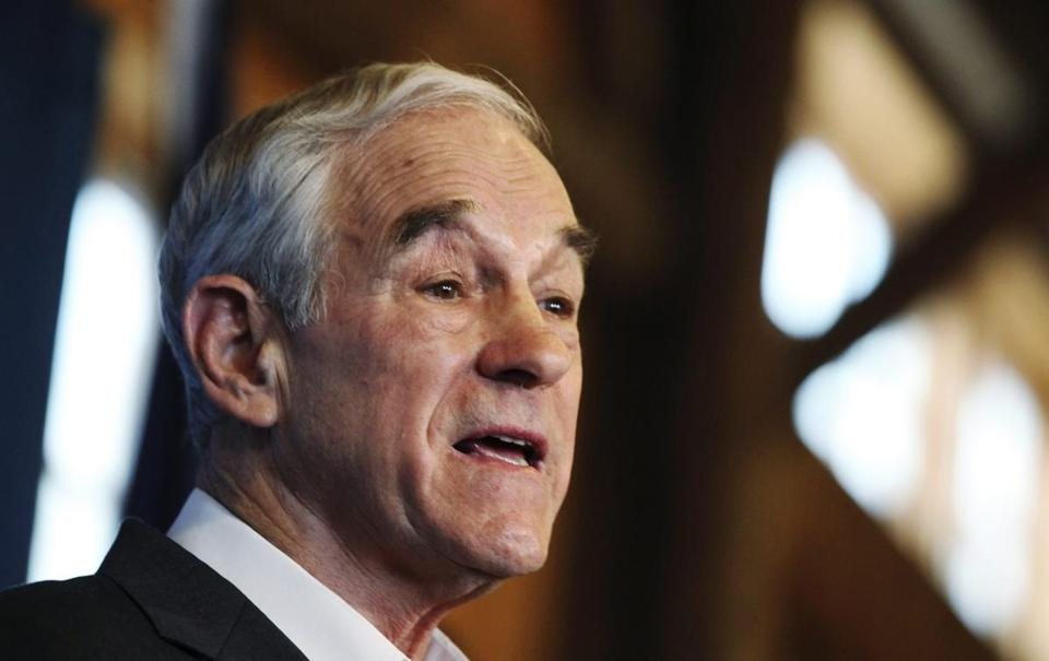 Nationwide Poll: Ron Paul Surges Into Second 10paul photo