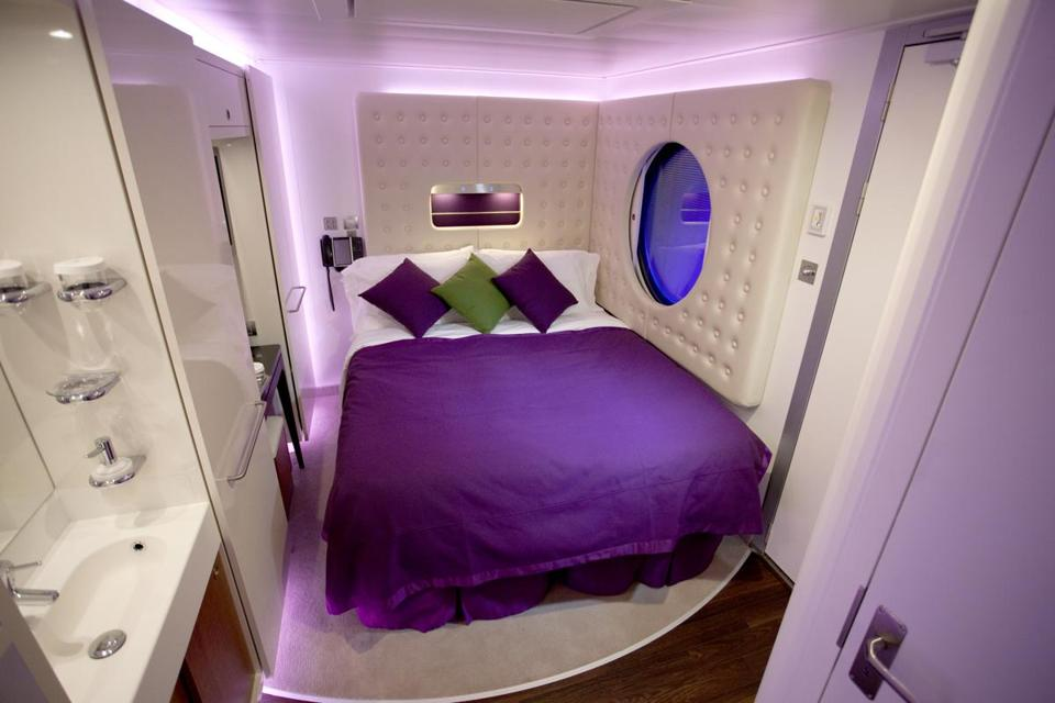 for Travel - 29single - Norwegian Epic Staterooms. (Rick Diaz)