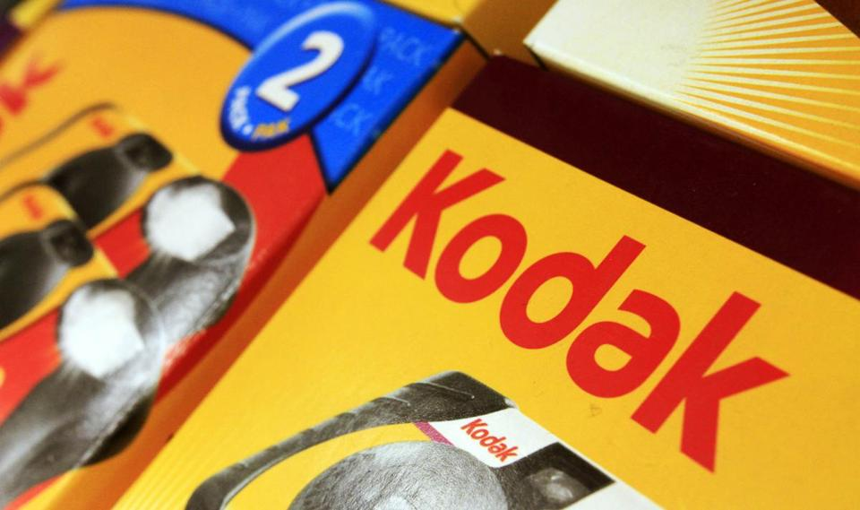 Already a shadow of its former self, cash-poor Kodak will now reorganize in bankruptcy court as it seeks to boost its cash position and stay in business.