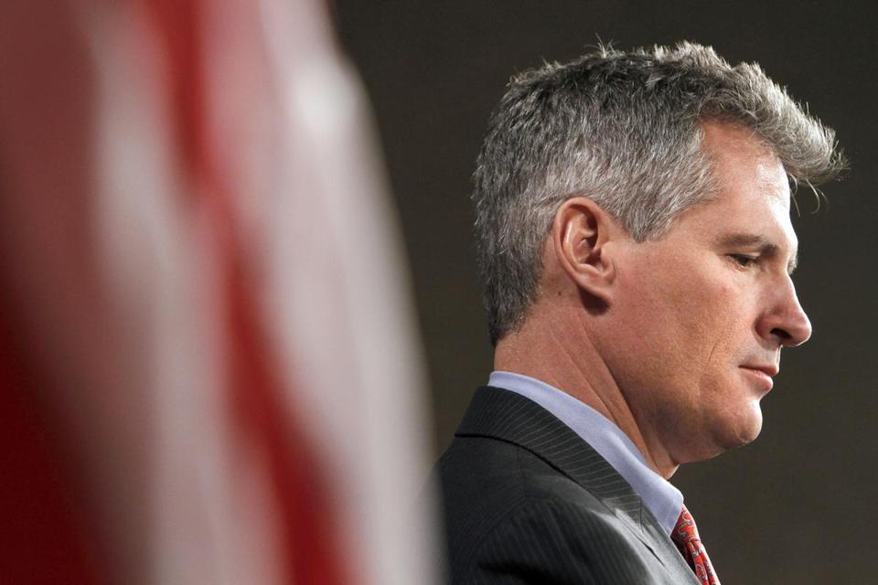 Senator Scott Brown is co-sponsoring a bill that would allow employers to limit specific coverage, including contraception, based on religious objections.