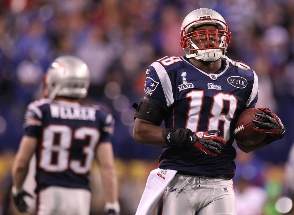 Along with his duties on special teams, Matthew Slater has also played wide receiver and safety in his four seasons since being drafted by the Patriots in the fifth round in 2008.