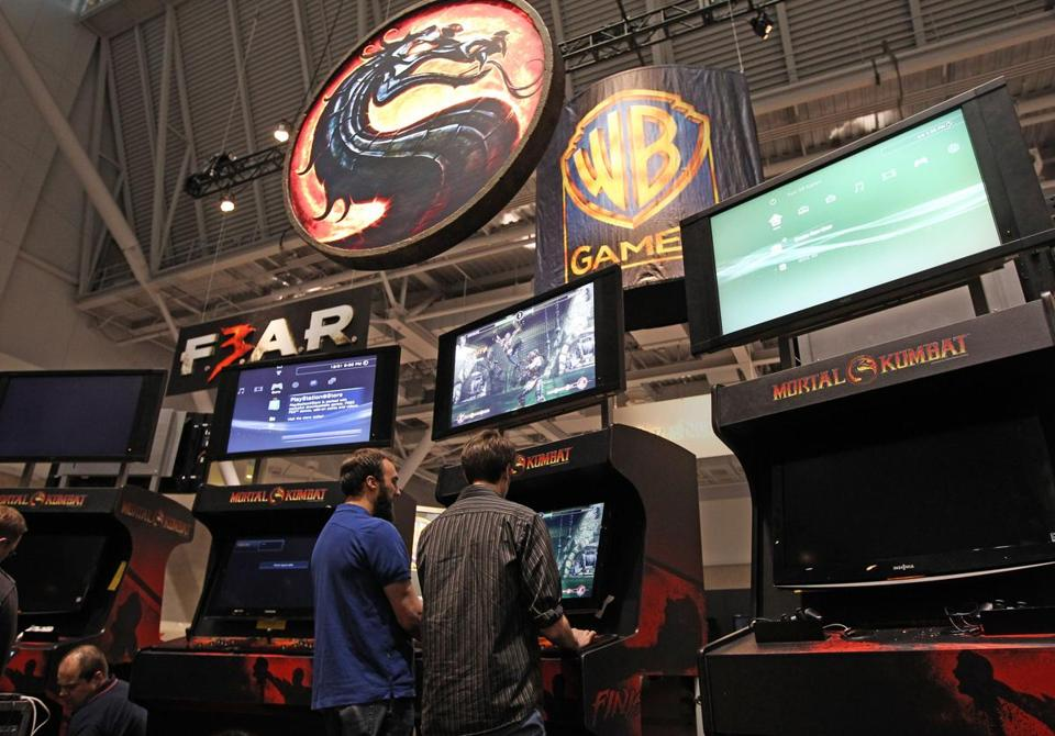 Last year's PAX East drewabout 68,000 gamers to the Boston Convention & Exhibition Center. This year's event is expected to bring 75,000.