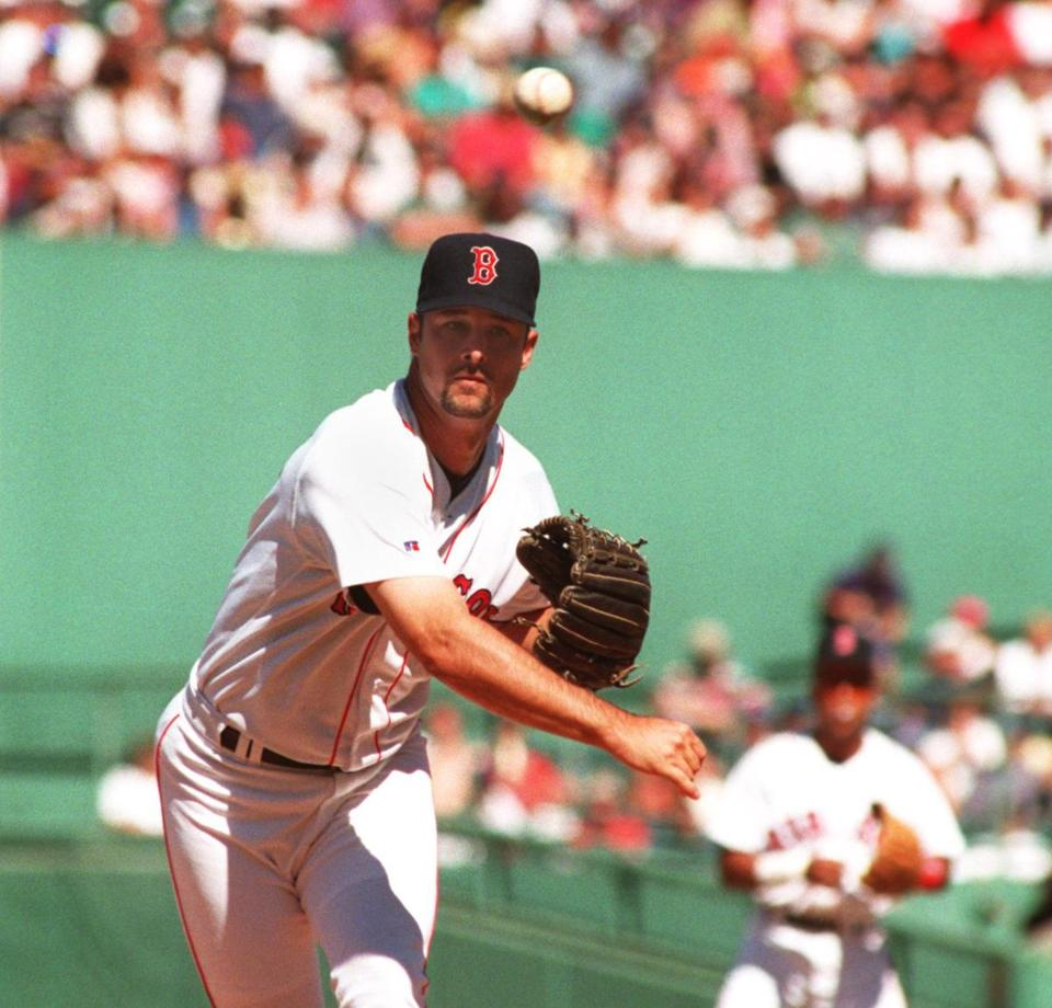 Tim Wakefield improved to 15-3 with a win yesterday.