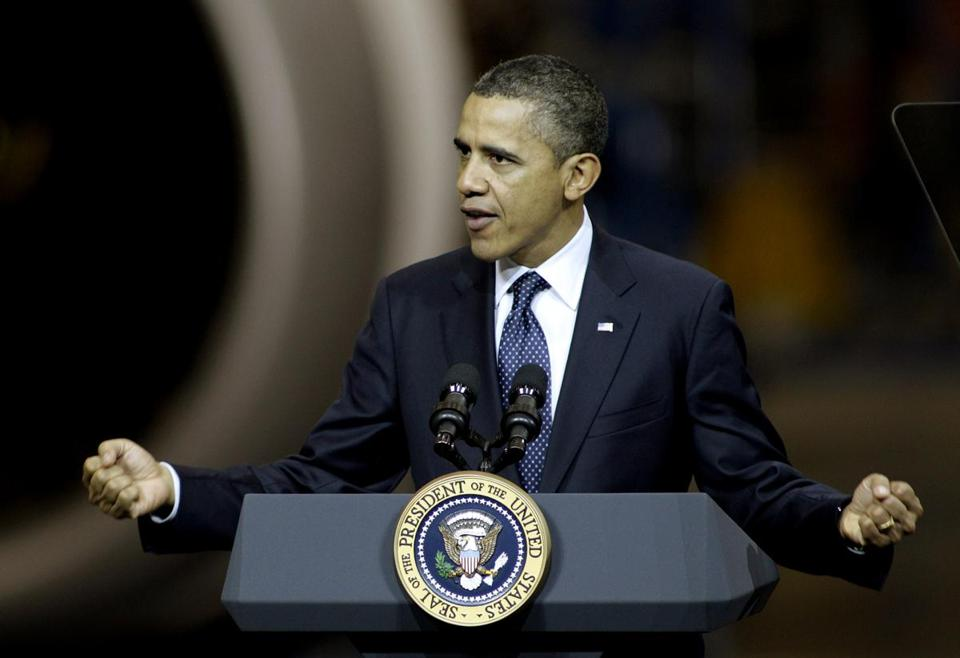 President Obama has emphasized sanctions and negotiations to deter the Iranians from developing a nuclear weapon.