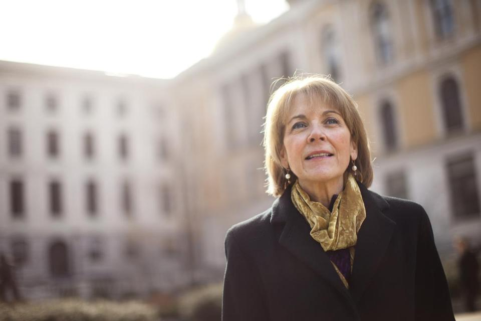 """The thing I feel worst about is people's perception, and the media, that somehow I felt entitled to the seat, that I hadn't worked hard enough, that I took it for granted,"" Martha Coakley said."