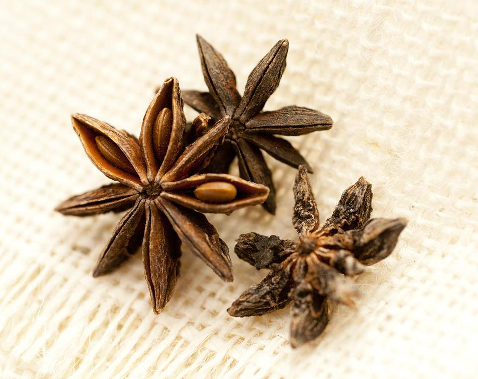 Kitchen Aide Star Anise photograph by Jim Scherer / Styling by Catrine Kelty