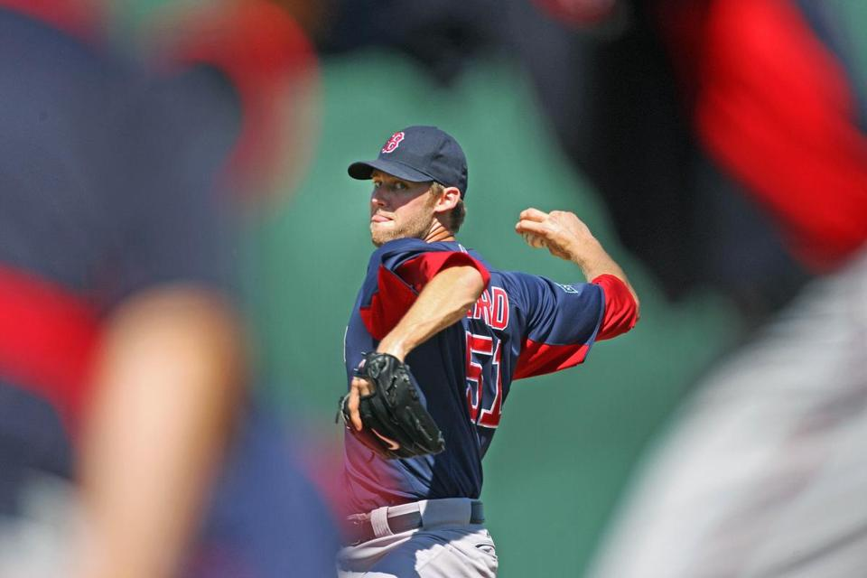 Daniel Bard could be headed for the starting rotation this season.