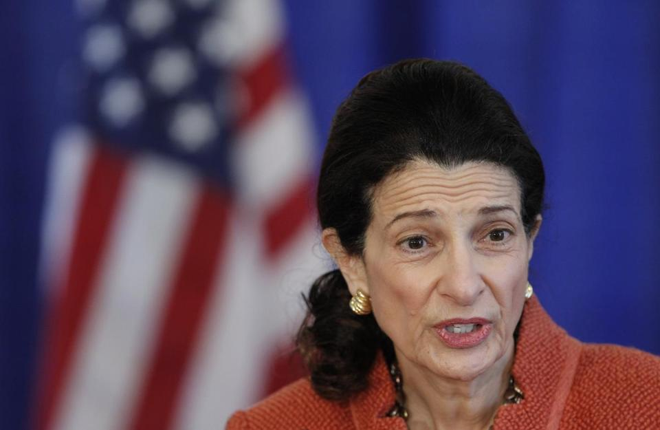 Three-term Republican Senator Olympia Snowe did not make her decision because she was facing a difficult reelection bid. Instead, she blamed the intense and sometimes destructive partisanship in Washington.