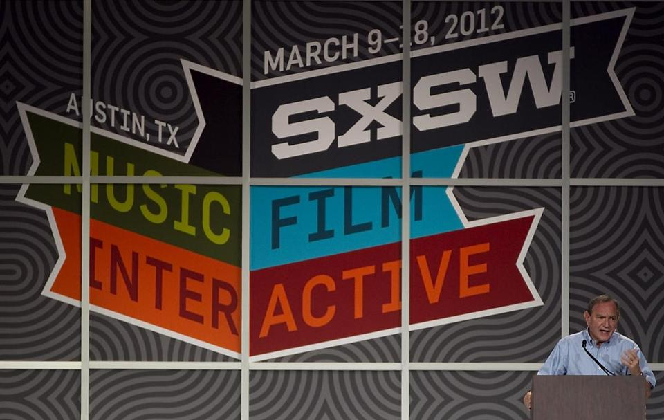 The SXSW Interactive Accelerator recognizes advancements in social media, mobile applications, and Web entertainment.