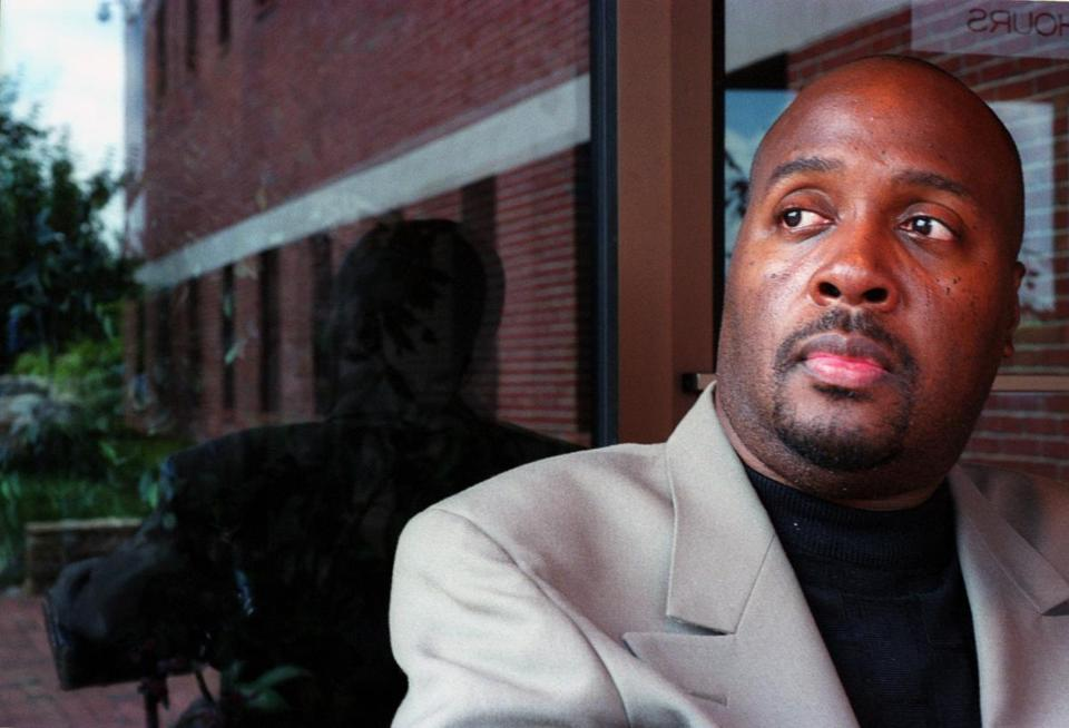 Darryl Williams, shown in 2003.