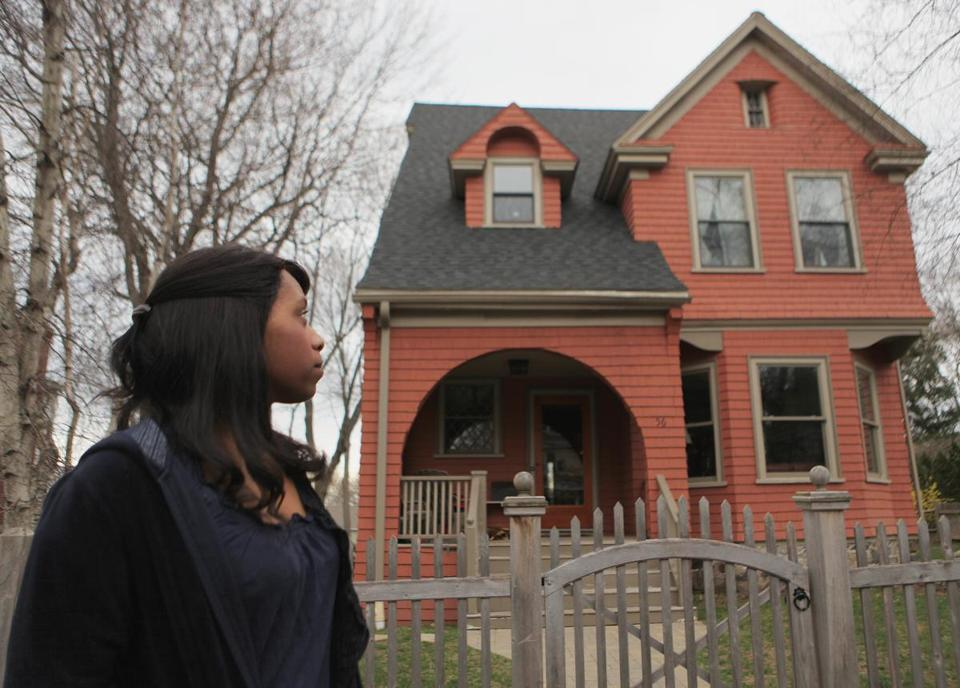 Kirsten Greenidge wrote a play inspired by her grandparents' efforts to buy a house in a white neighborhood.