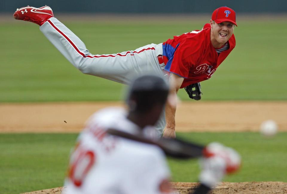 Jonathan Papelbon moved to the Phillies over the winter.