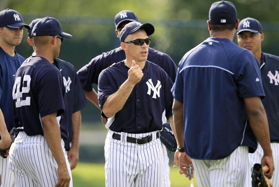 Joe Girardi's Yankees could be poised for a deep run again this year.