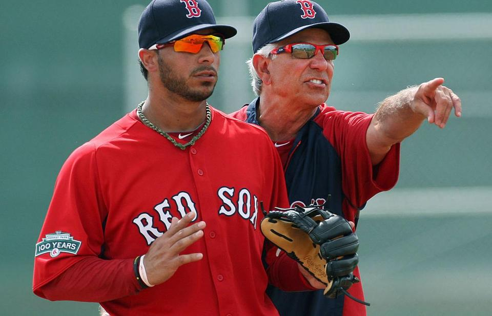 With Jose Iglesias sent down to the minors, Bobby Valentine will likely use Mike Aviles as his Opening Day shortstop.