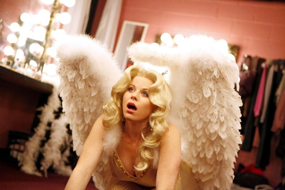 "Megan Hilty in a scene from the NBC musical drama ""Smash."""