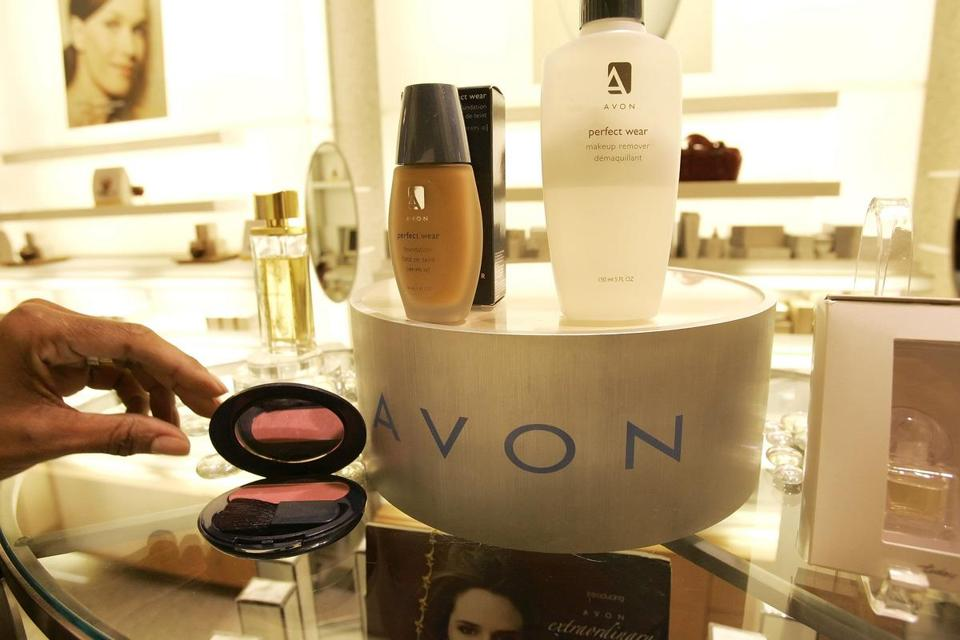 Last year, Avon shares fell 18 percent for a third straight annual decline.