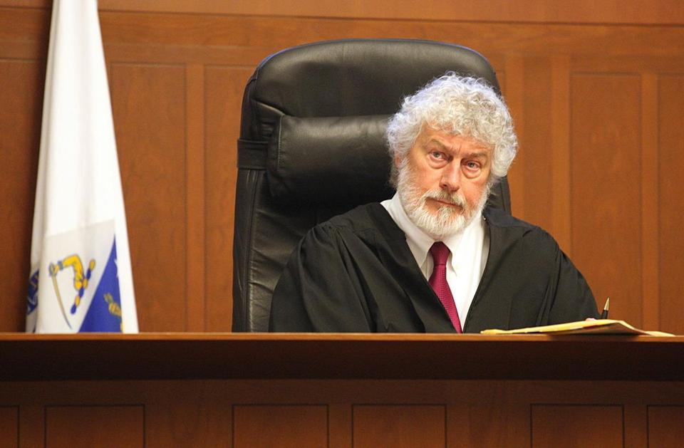 Judge Dougan serves in Boston Municipal Court.