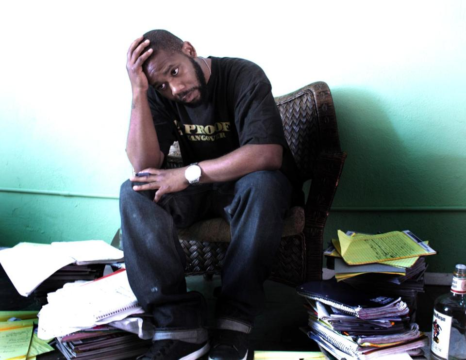 Reks says he doesn't sugar coat the mistakes that he has made in his life.
