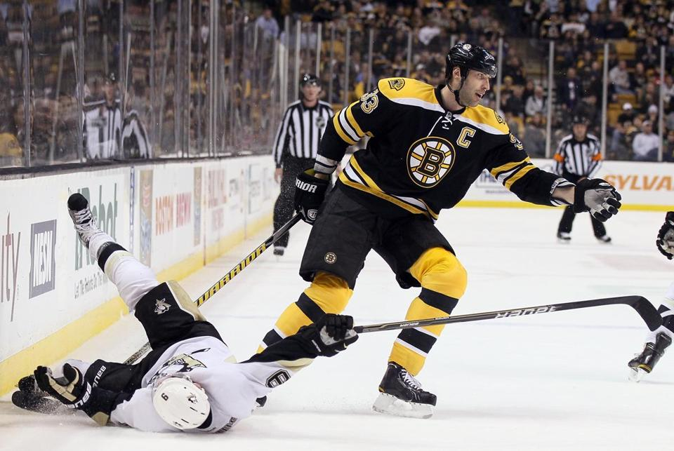 Zdeno Chara is the most feared shutdown defenseman in the league.