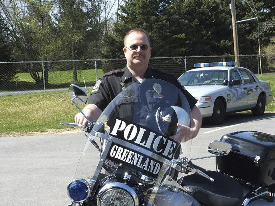 Greenland Police Chief Michael Maloney was killed during a drug bust-turned-shootout on Thursday.