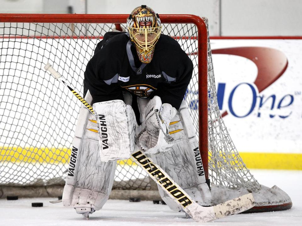Tuukka Rask would be the Bruins' go-to goalie in the 2012-13 season because of Tim Thomas's intention not to play next year.