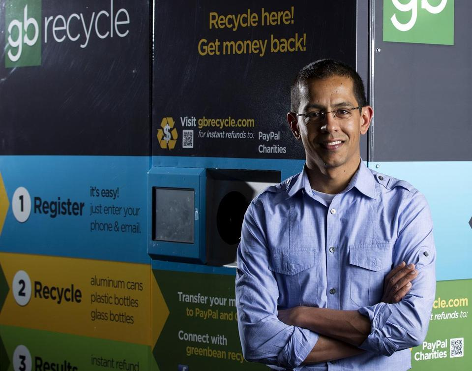 Shanker Sahai, Greenbean Recycle