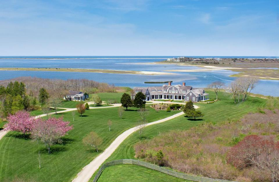 70-acre Nantucket compound