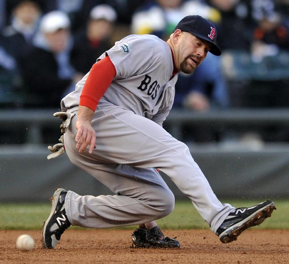 The Red Sox do not feel that Kevin Youkilis needs to go on the disabled list but they did put a patch on the roster on Tuesday, calling up Jose Iglesias from Triple A Pawtucket.