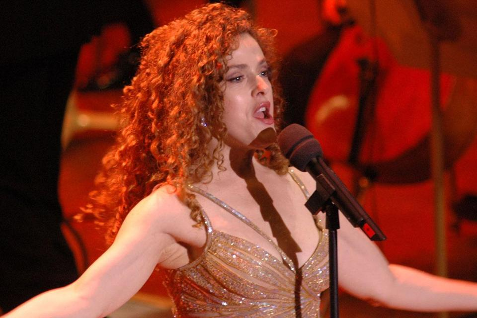 "Bernadette Peters talked to us on the phone from New York about singing, Sondheim, ""Smash,"" shows, and her love for animals."