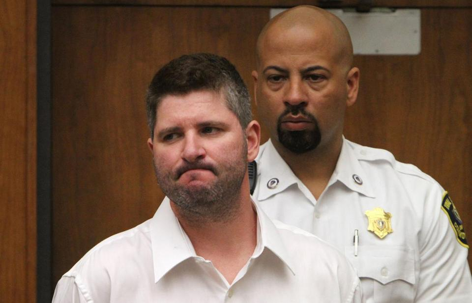 Christopher Piantedosi, 39, pleaded not guilty in Woburn District Court Monday to murdering Kristen Pulisciano.