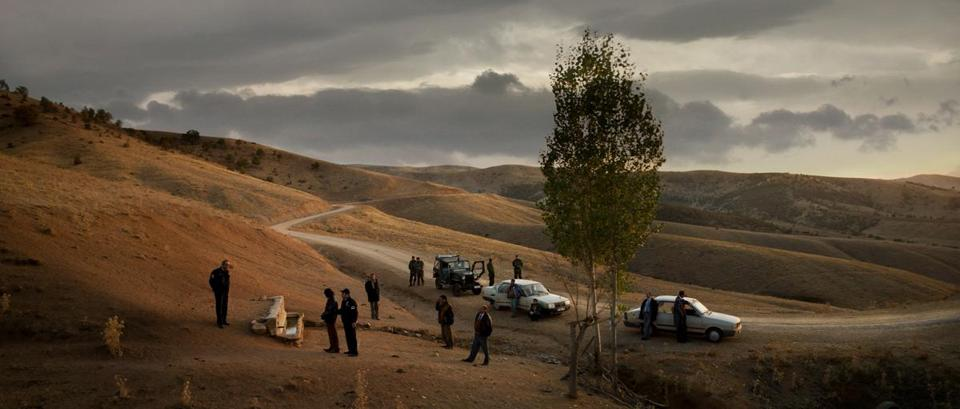"Director Nuri Bilge Ceylan sustains an atmosphere of jocularity, beauty, and dread in ""Once Upon a Time in Anatolia."""
