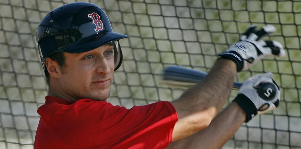 Rocco Baldelli spent the 2009 season with the Red Sox, but stopped playing after the 2010 campaign.