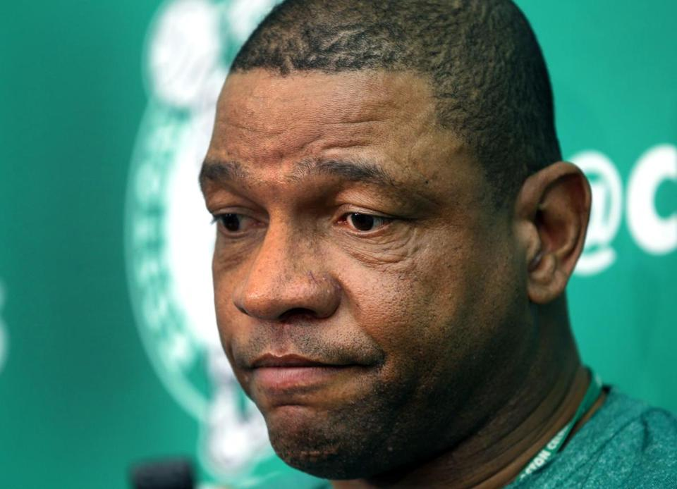 Doc Rivers passed up the challenge of leading a rebuilding in Boston.
