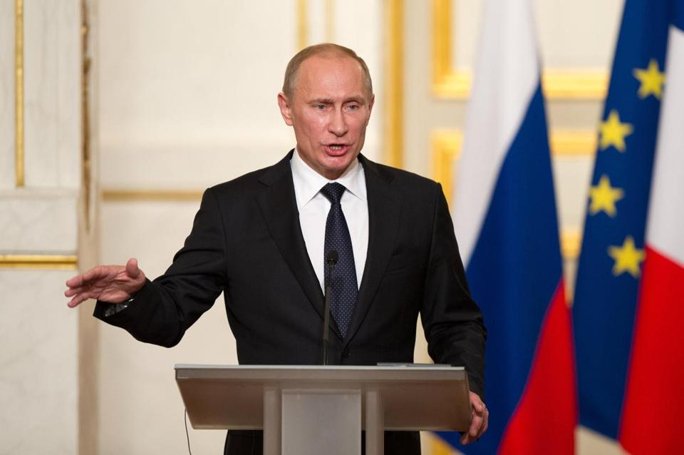 Vladimir Putin returned to the presidency of Russia in May of this year.