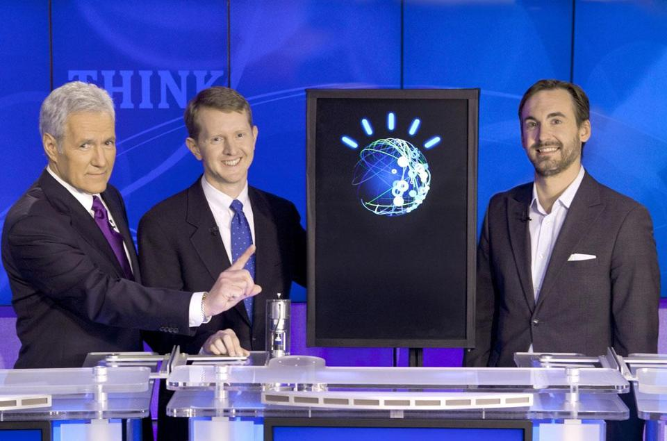 "After IBM's Watson computer beat ""Jeopardy'' contestants, Nuance said it would partner with IBM."