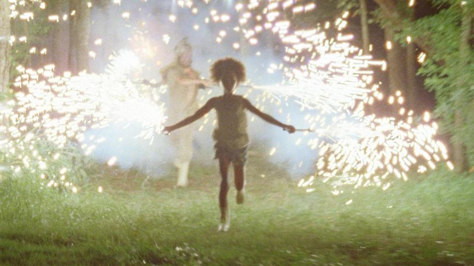 """Beasts of the Southern Wild,'' starring Quvenzhané Wallis, screens on Wednesday."